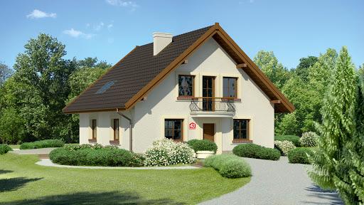 projekt Dom przy Cyprysowej 43