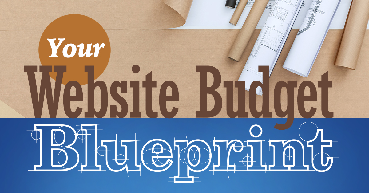 Your website budget blueprint online course malvernweather Image collections