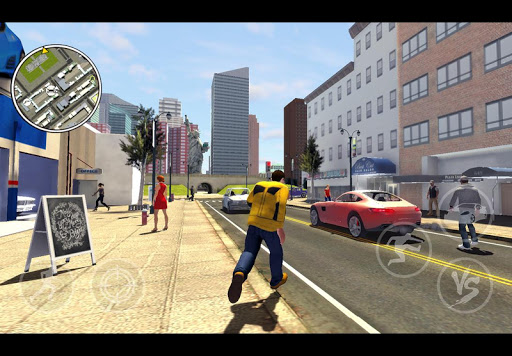 Project Open Auto City Beta 2.07 screenshots 4