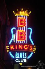 Photo: BB King's Blues club in Bealstreet