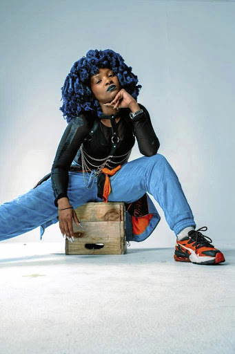 Moonchild Sanelly can't wait to take a sho't left