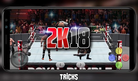 New WWE 2K18 Tricks - náhled