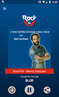 RockFM- screenshot thumbnail