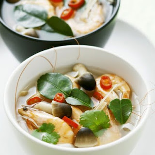 Spicy Tom Yum