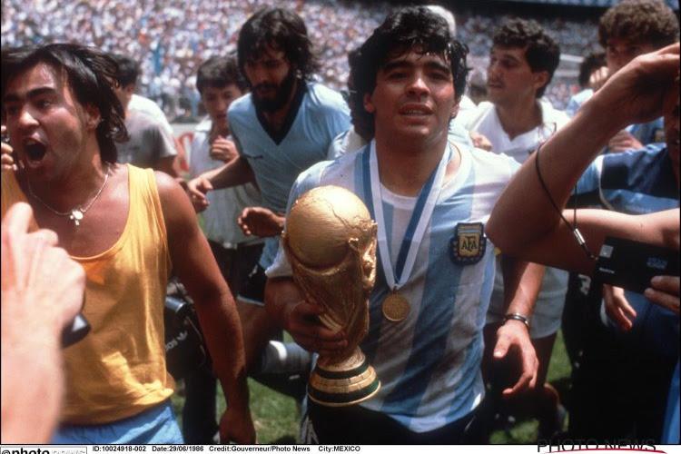Je vedi Napo... Diego e poi muori: hommage aan (één van) dé grootste voetballers aller tijden