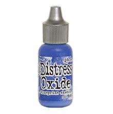 Tim Holtz Distress Oxide Ink Reinker 14ml - Blueprint Sketch