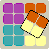 Ruby Square: free logical puzzle game (700 levels)