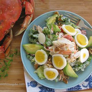 Dungeness Crab Salad Recipes.