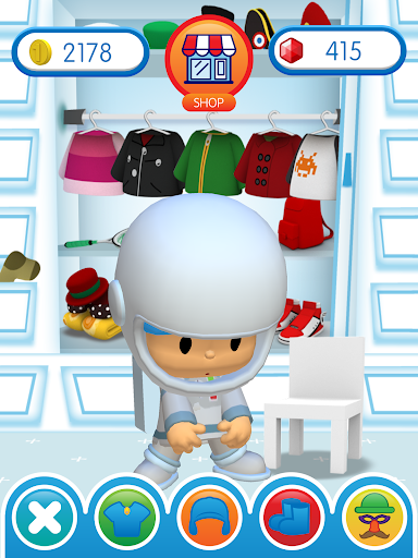Talking Pocoyo 2 1.22 screenshots 17