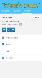 Download Stardew Valley Tracker APK latest version 1 0 6 for
