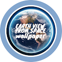 Earth View From Space Wallpaper 2021 icon