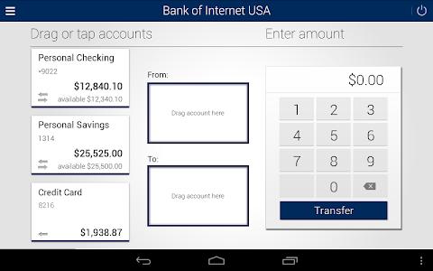 Bank of Internet Mobile App screenshot 7