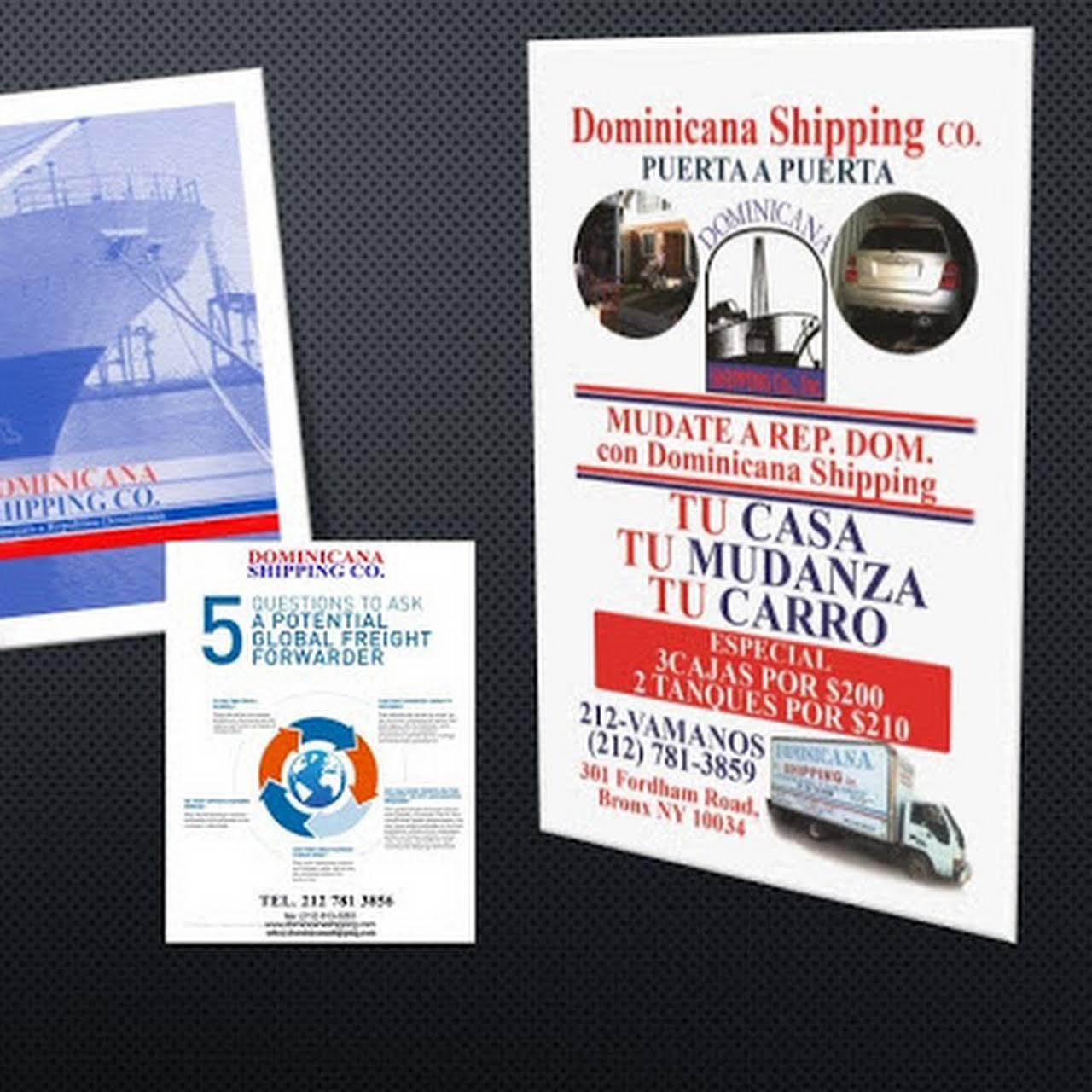 vânzare online imagini oficiale magazin de vânzare Dominicana Shipping - General Cargo & Shipping Company