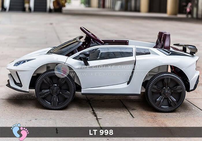 Xe hơi điện đồ chơi trẻ em LT-998 16