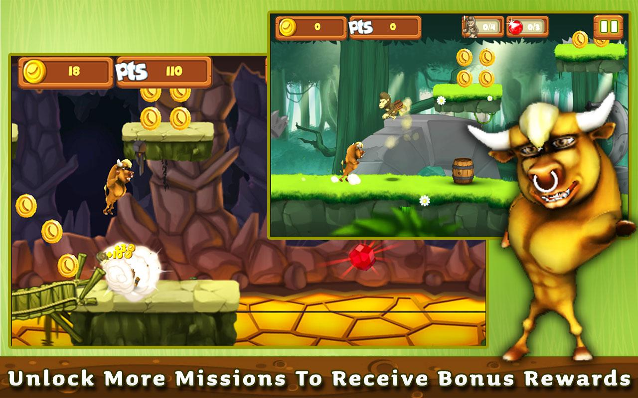 Boba Islands: Quest for gold- screenshot