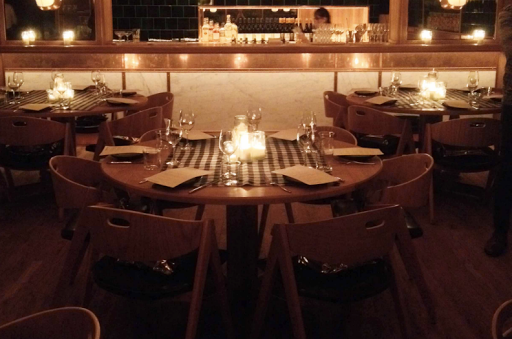 Upland Launching Basement Supper Club In Private Dining Room - Zagat
