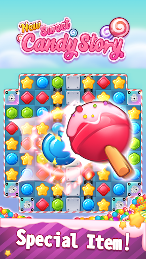 New Sweet Candy Story 2020 screenshot 5