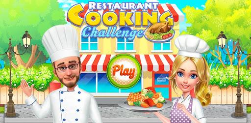 Restaurant Cooking Challenge