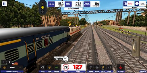 Télécharger Indian Train Simulator mod apk screenshots 2