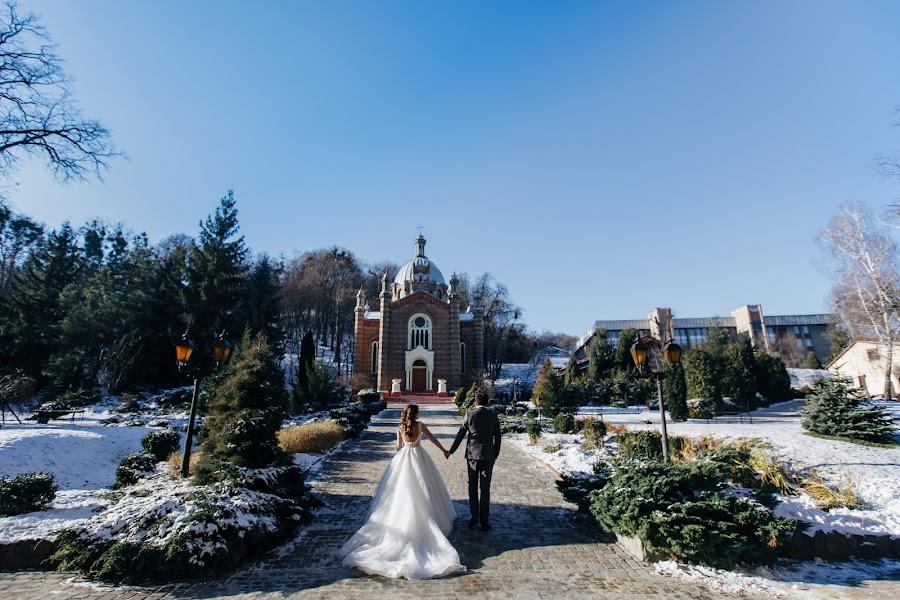 Wedding photographer Olexiy Syrotkin (lsyrotkin). Photo of 25.12.2018