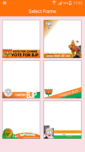 I Support BJP - BJP DP Maker with Narendra Modi - náhled