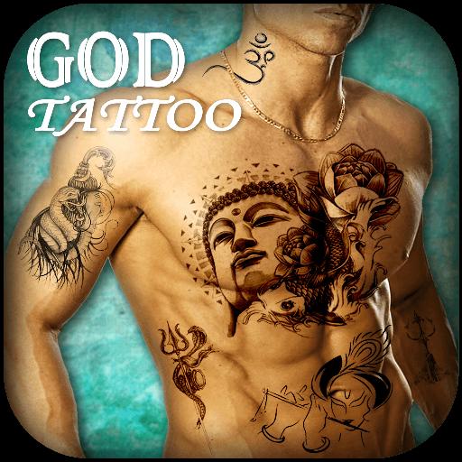 God Tattoo Photo Editor