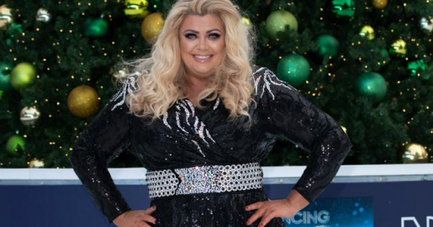 Gemma Collins hires psychic to rid Dancing On Ice rink of negative energy