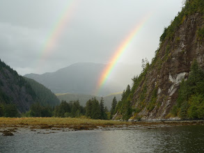 Photo: Mussell Inlet, photo by Ben.