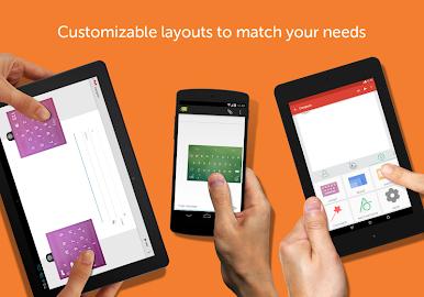 SwiftKey Keyboard + Emoji Screenshot 4
