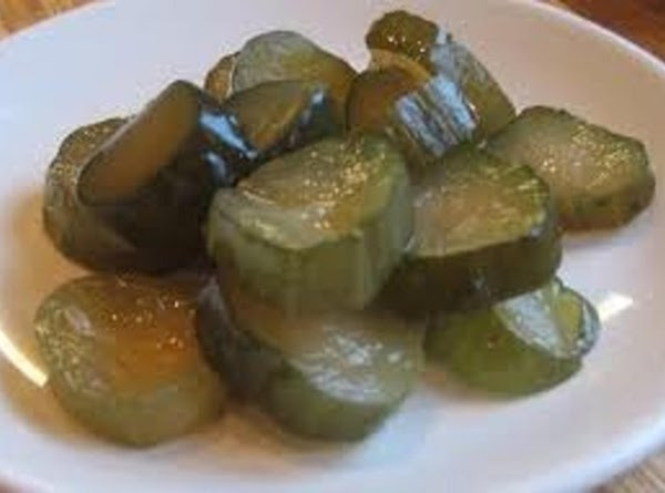 Glazed Dill Pickles..recipe By Carolyn Lewis In The Rural Arkansas Living Magazine