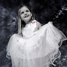 Little Lady by Valerie Aebischer - Babies & Children Child Portraits