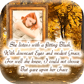 Love Poetry Photo Frames