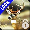 Deer Animal PIN Lock apk
