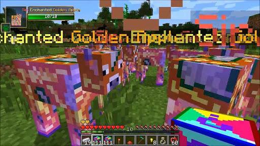 Lucky Block Mod Minecraft New 1.1 screenshots 2