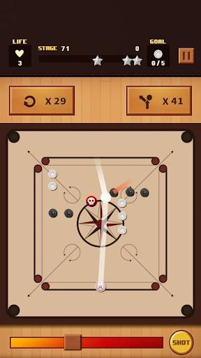 Code Triche carrom champion APK MOD screenshots 2