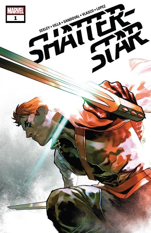 Shatterstar (2018) - complete