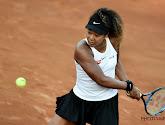 Naomi Osaka stoot door op Roland Garros, geen succes voor Jelena Ostapenko