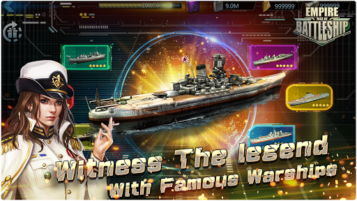 Empire:Rise Of BattleShip apkpoly screenshots 5