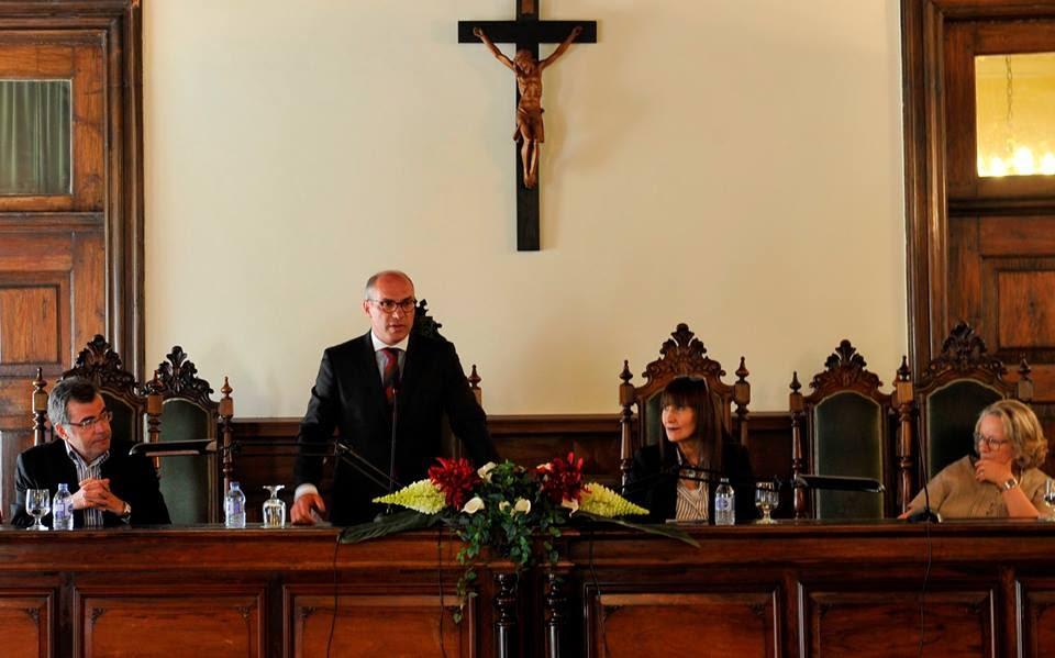 Alberto Almeida e Virgínia Miguéis apresentam