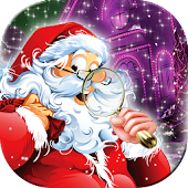 Christmas Hidden Objects - Santa Claus Games