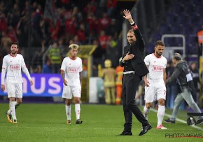 Steven Defour is lovend over de werking van Nicolas Frutos bij Anderlecht