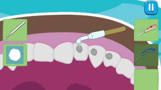 Çocuk Doktoru: Diş Hekimi Ekran Görüntüsü
