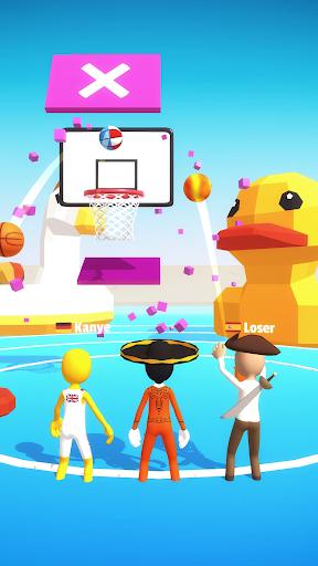 Five Hoops - Basketball Game 17 screenshots 6