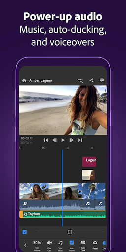 Adobe Premiere Rush u2014 Video Editor 1.5.1.3251 Apk for Android 6