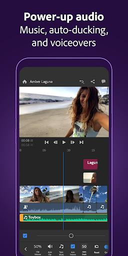 Adobe Premiere Rush u2014 Video Editor 1.5.0.3241 screenshots 6
