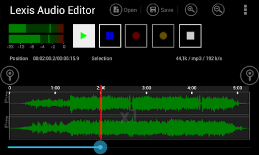 Lexis Audio Editor 3