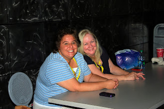 Photo: MouseAdventure Central staffers Chris and Helga
