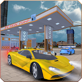 Best Highway Gas Service Station Driving 3D Games