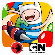 Logo Bloons Adventure Time TD