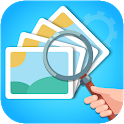 FotoFinder: Image Search, Image Downloader icon